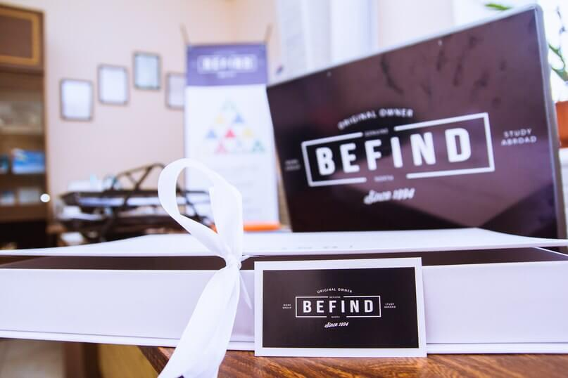 Офис «Befind & North» в Николаеве