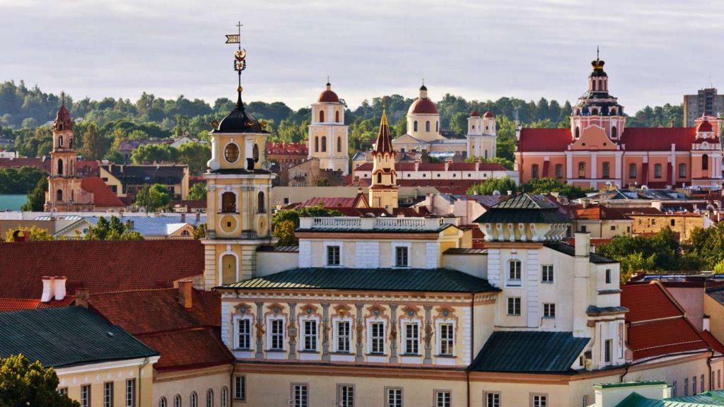 Вакансии в Литве для Украинцев