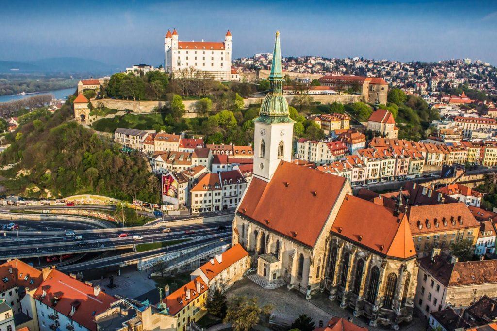 Вакансии в Словакии для Украинцев