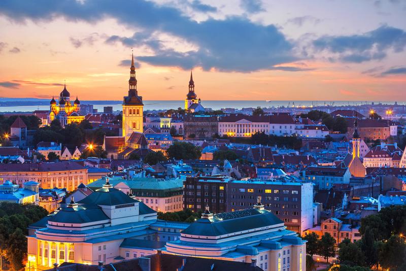Вакансии для Украинцев в Эстонии